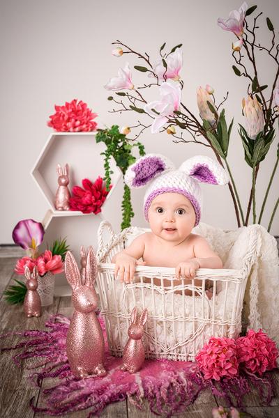 Babyfoto Studio-Marker Fotografie